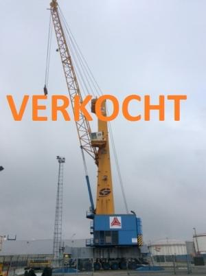 VERKOCHT: Gottwald 100 tonner!