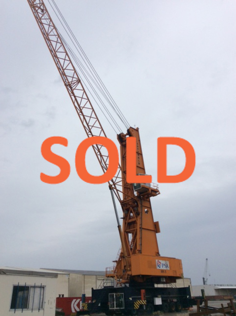 SOLD: Gottwald 100 tons