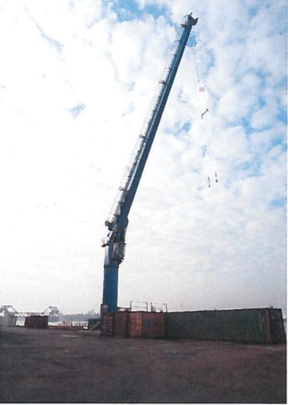 Liebherr Cargo Crane te koop