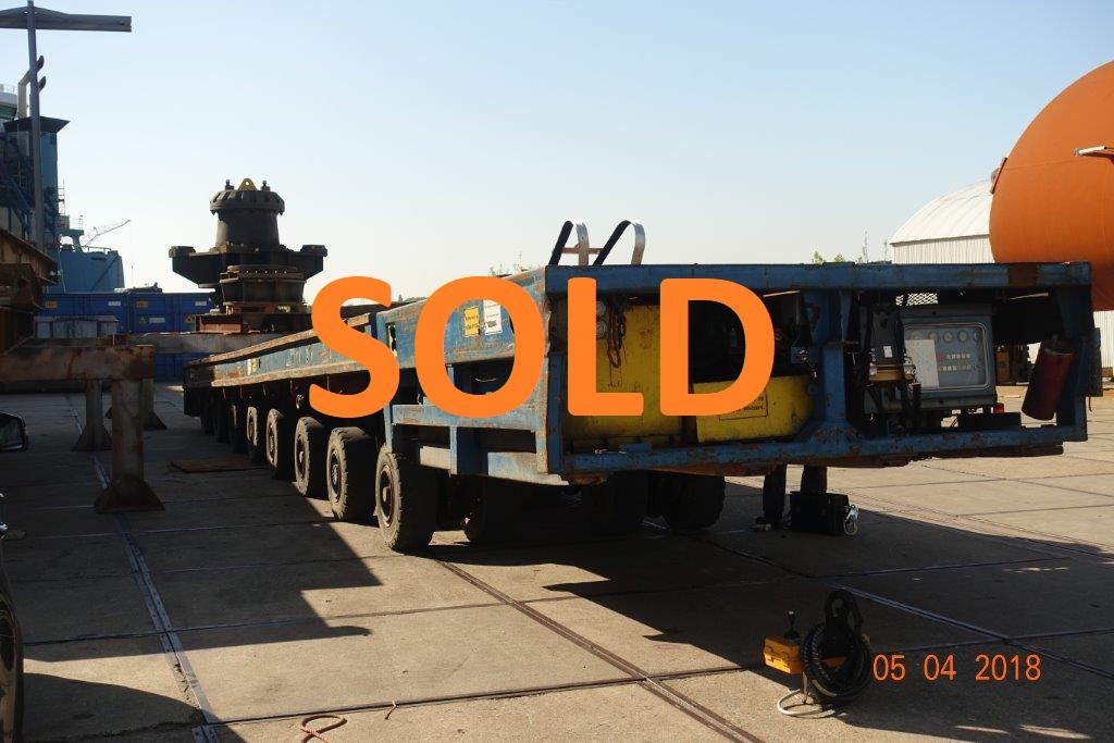 SOLD: Kamag, 180 tons