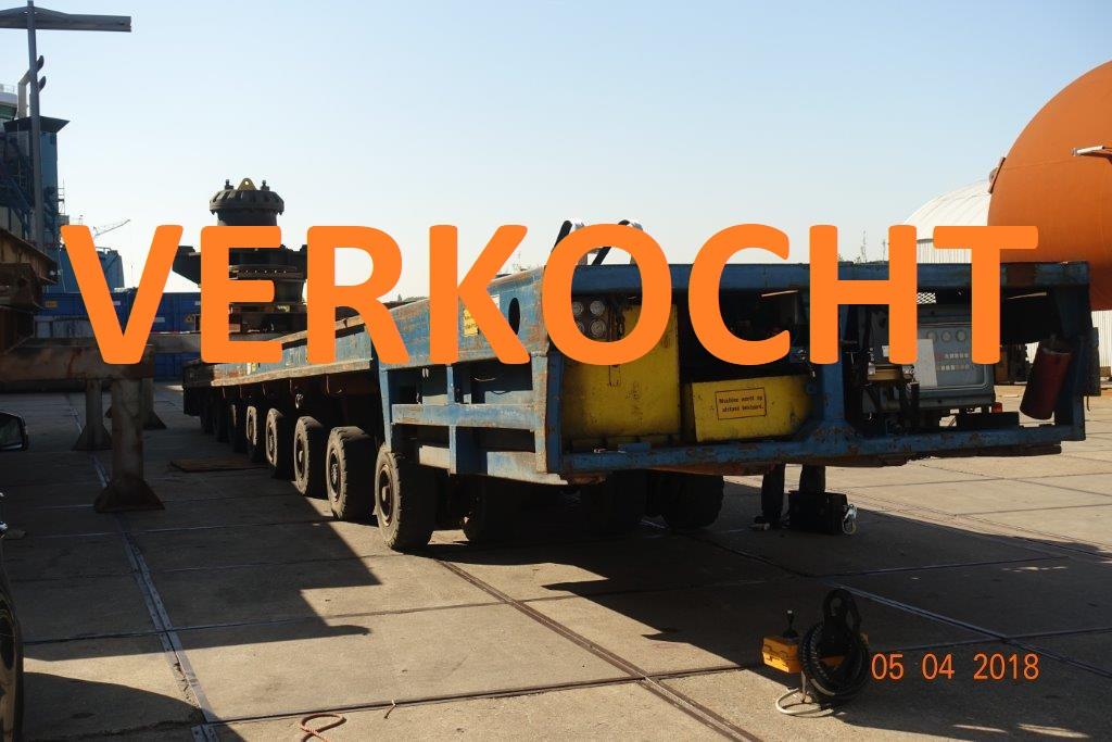 VERKOCHT: Kamag, 180 tons