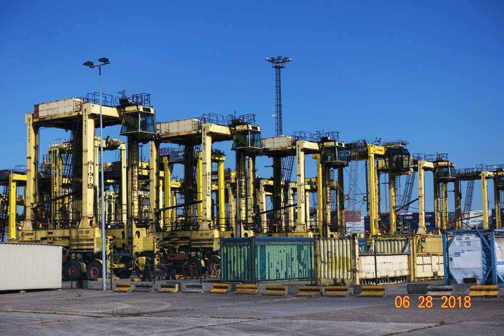 A total of 82 carriers for sale